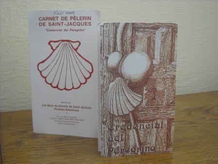 credencial Camino